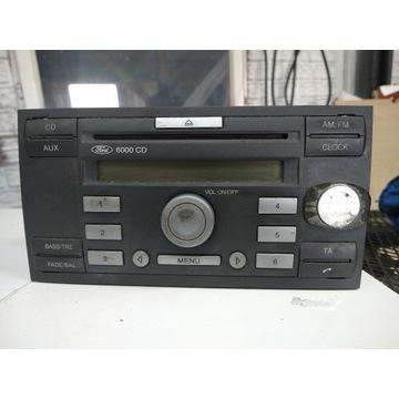 Radio oryginalne Ford 10 R-021645