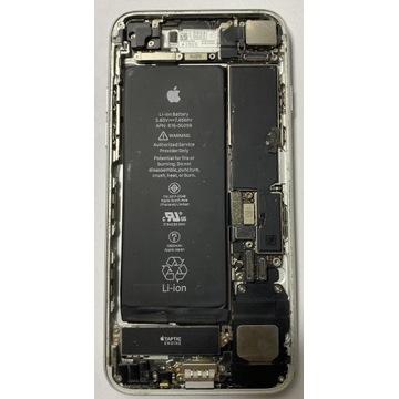 Apple iPhone 7 32GB SILVER / Zestaw niekompletny!