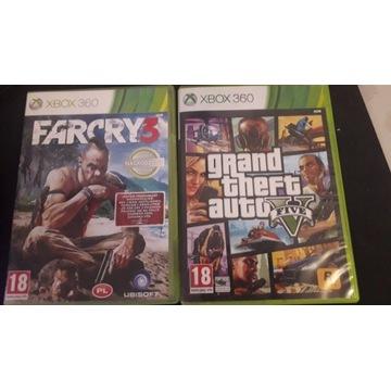 GTA V + Far Cry 3 | XBOX 360