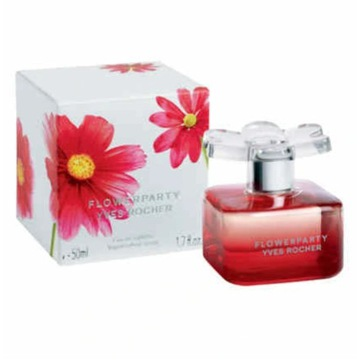 Yves Rocher FLOWERPARTY 50 ml Rarytas