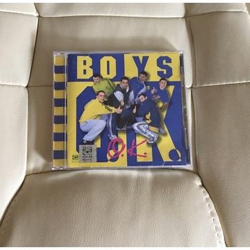 Boys - O.K. CD