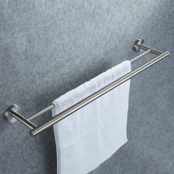 Wieszak na ręczniki kąpielowe