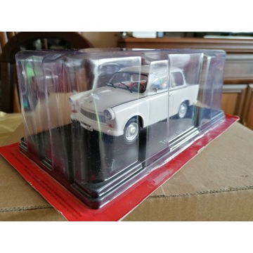 Trabant 601 1969 Hachette. Nowy.