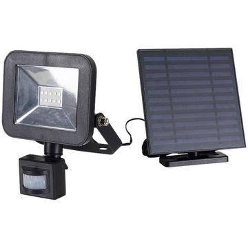 Reflektor LED Solar  800 lumenów