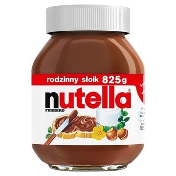 Nutella krem sloik 825g nowy!