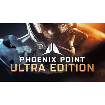 PHOENIX POINT - ULTRA EDIITION KONTO EPIC GAMES