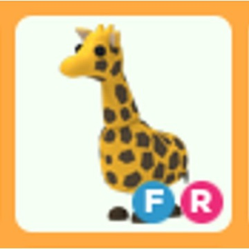 Roblox Adopt Me Giraffe FR