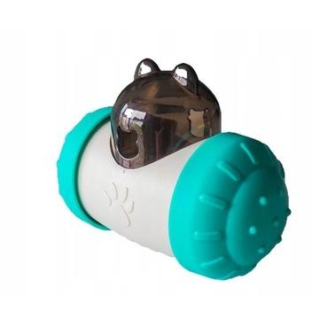 Interaktywna zabawka na chrupki dla kota / psa