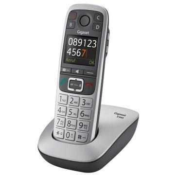 Telefon bezprzewodowy Gigaset E560 DUŻE PRZYCISKI