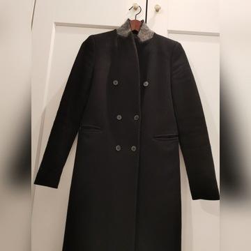 Płaszcz ZARA - wełna -klasyka