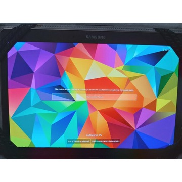 Samsung tablet T 805
