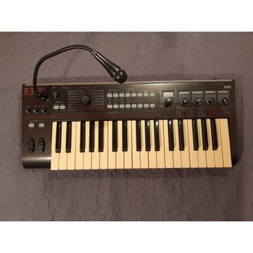 KORG R3 Synthesizer/Vocoder