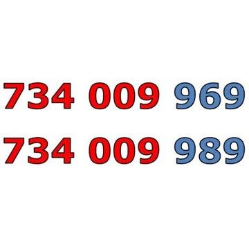 734 009 9x9 ŁATWY ZŁOTY NUMER STARTER PARA