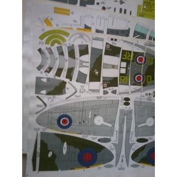 FM--Spitfire/BF 109 F