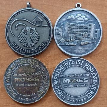 Niemieckie medale ?
