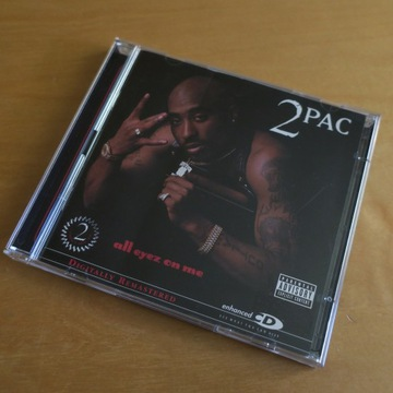 2Pac - All Eyez On Me - 2CD Remastered