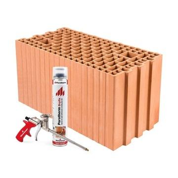Porotherm 25 E3 500 Dryfix