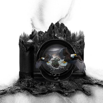 FigARTo obraz na płótnie Orły 50x50 cm
