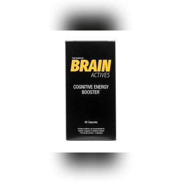 BRAIN ACTIVES- Poprawa koncentracji,