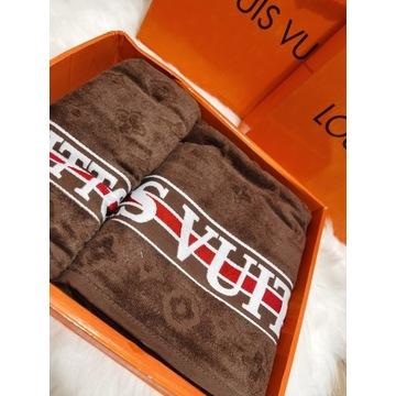 Ręczniki Louis Vuitton komplet