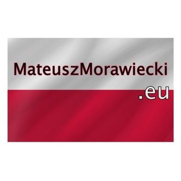 MateuszMorawiecki.eu DOMENA Premier Polityka PiS