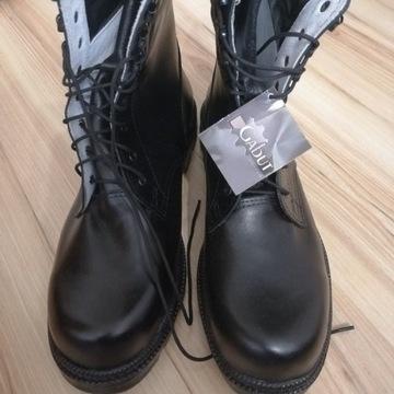 Buty militarne wysokie roz. 45