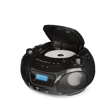 Boombox CD radio Auna Roadie Sing 10032057 BT