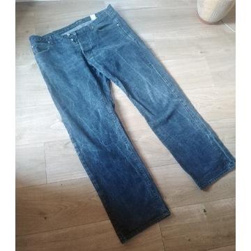 Spodnie męskie Armani