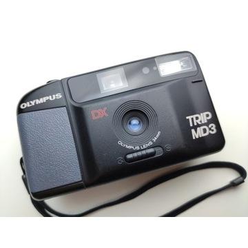 Olympus Trip MD3 aparat analogowy na klisze film