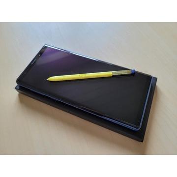 Samsung Galaxy Note 9 Stan BDB Zestaw SM-N960F/DS