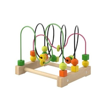Ikea przekładanka edukacyjna