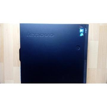 Obudowa Lenovo Thinkcentre M83 + zasilacz i napęd