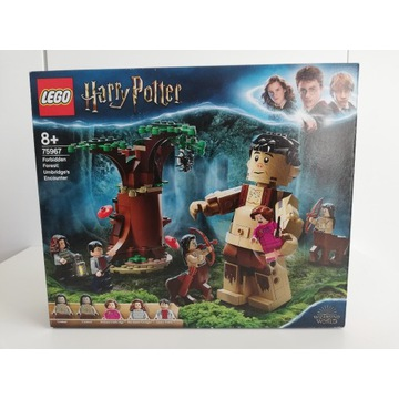 LEGO Harry Potter, Zakazany Las 75967