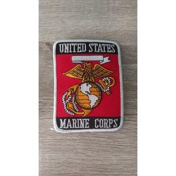 Naszywka Haftowana USA USMC