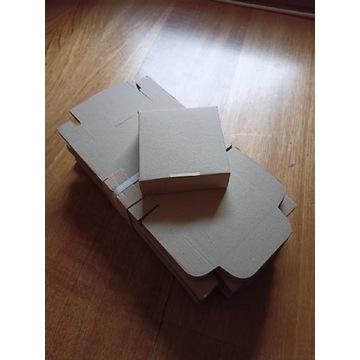 Pudełka tekturowe 11x11x3cm 50 szt