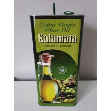 Oliwa z oliwek KALAMATA EXTRA VIRGIN 5l