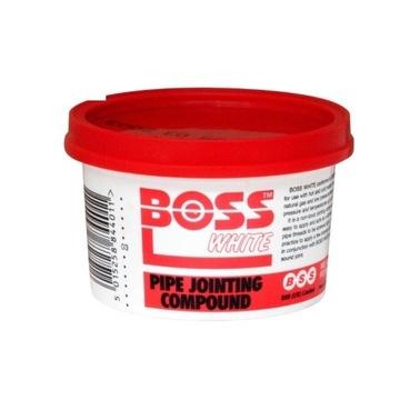 Klej ,uszczelniacz do rur, gwintów Boss 400g Max