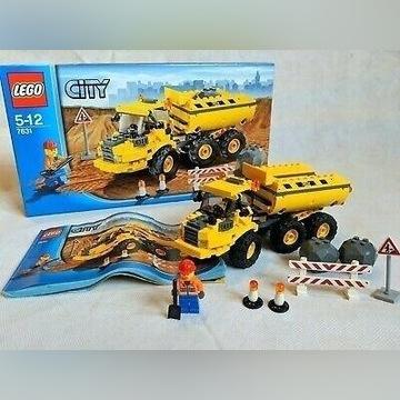 KLOCKI LEGO CITY 7631 - WYWROTKA