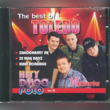 THE BEST OF TOLEDO disco polo