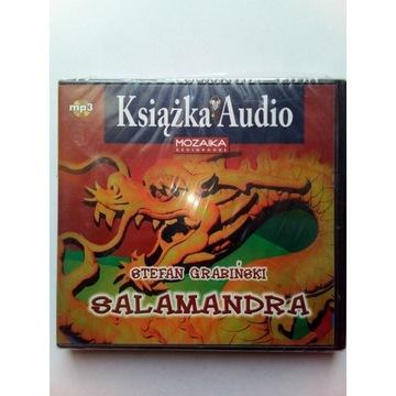 Salamandra Stefan Grabiński  - Audiobook