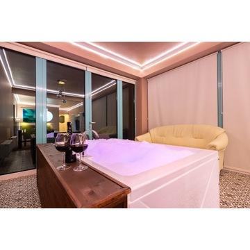 Royal De Luxe Apartment 80m2 + jacuzzi KRAKÓW