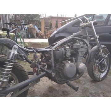 Kawasaki eliminator 1997 600 silnik z osprzętem