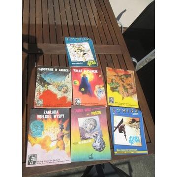 kolekcja komiksów 1