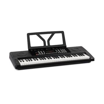 Keyboard 61 klawiszy po 300 brzmień/rytmów