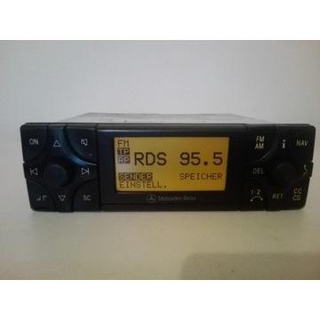 Radio Mercedes BT-2 APS. IDEALNE.  Zobacz FILMIK!