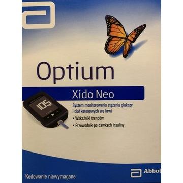 Optimum xigdo neo + nakłuwacz ketony glukoza