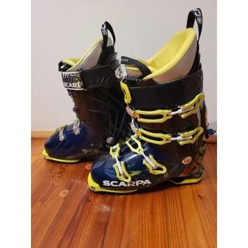 Buty skitour Scarpa Freedom nr 27 (41)