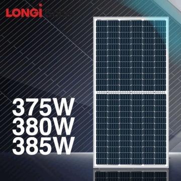 Monokrystaliczny panel fotowoltaiczny Longi Solar