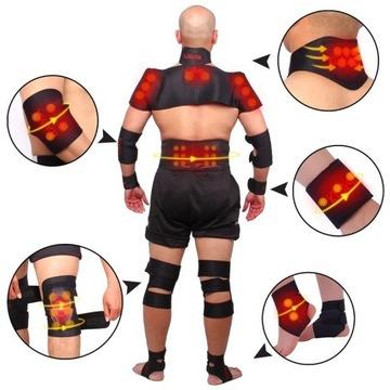 11 częściowy komplet turmalin na ból stany zapalne