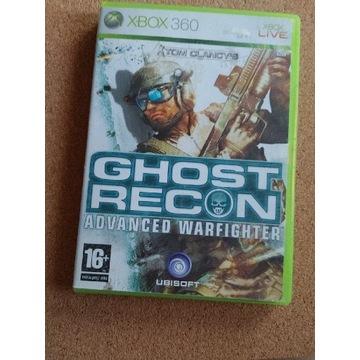 GHOST Recon AW, wersja pudełkowa, XBOX360